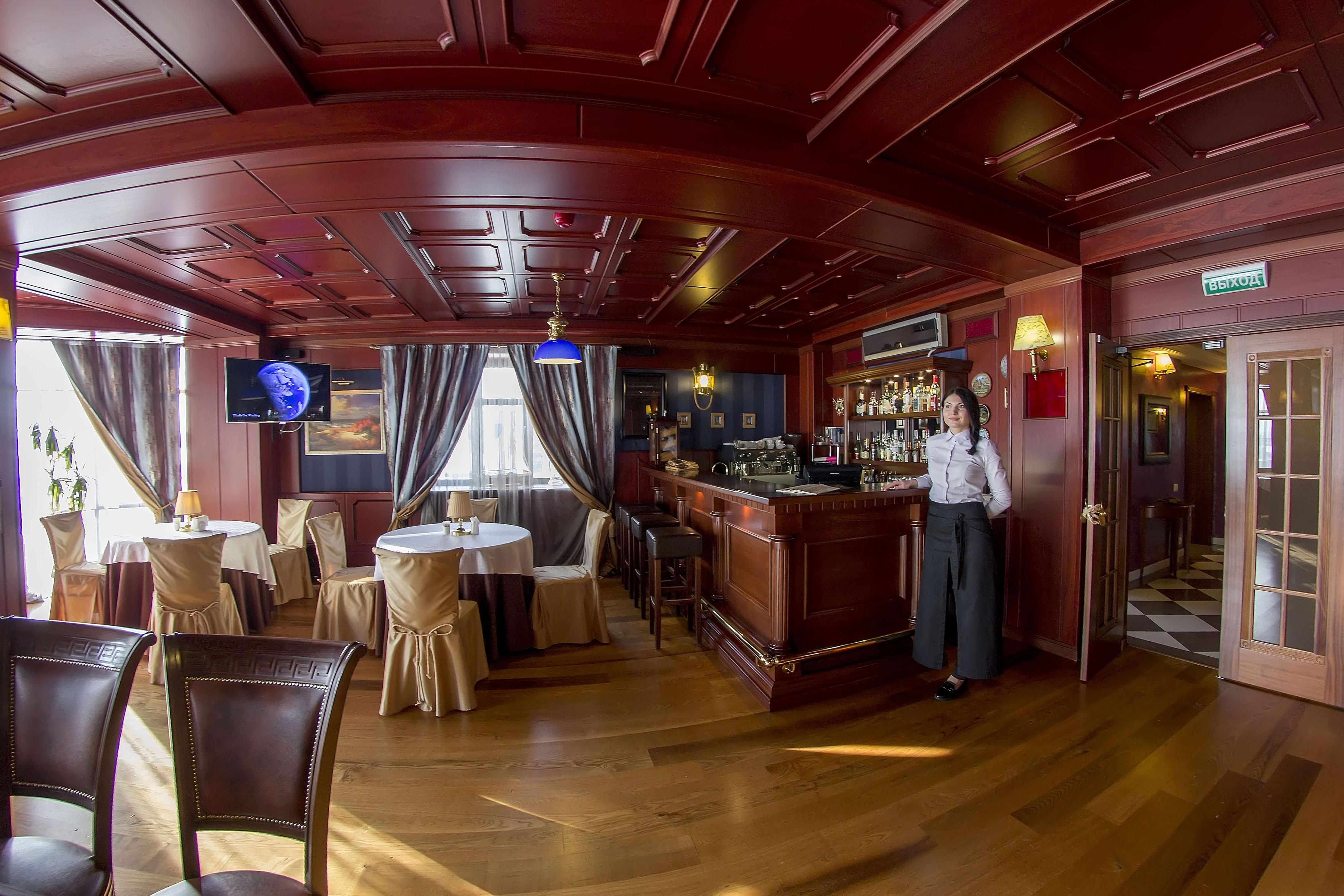 Ресторан Бриз в Иркутке