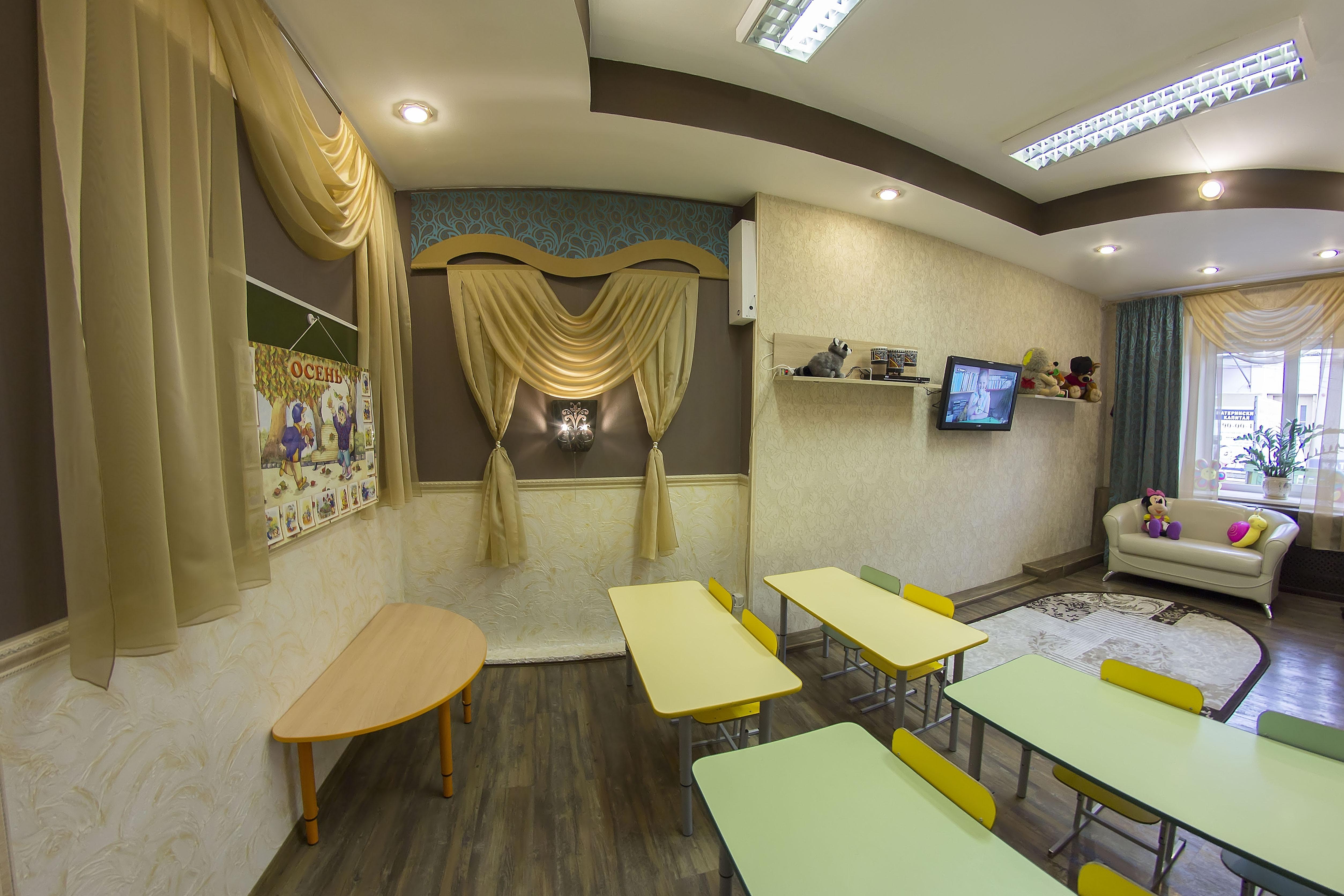 Центр материнства и детства на Урицкого