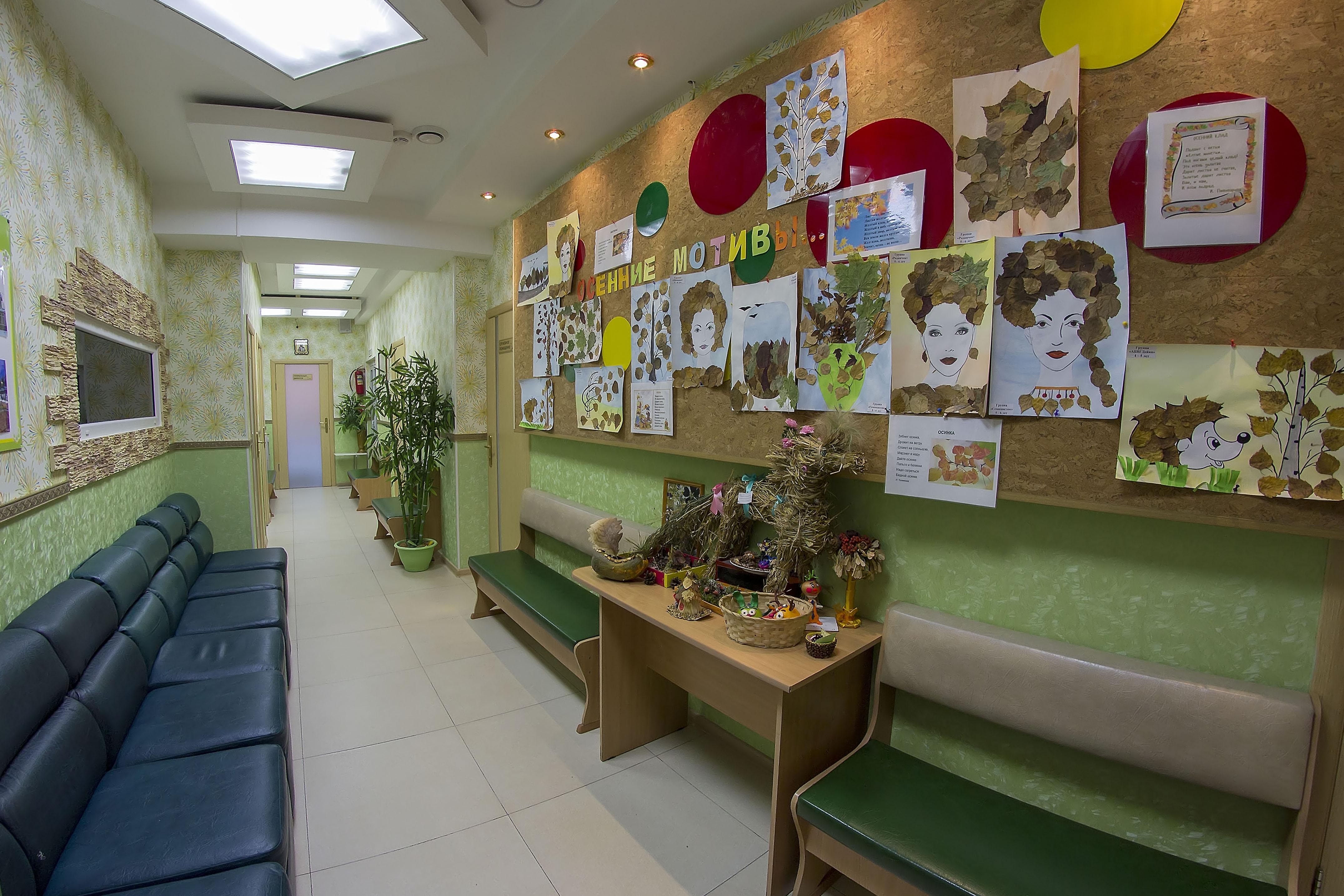 Центр материнства и детства на Советской