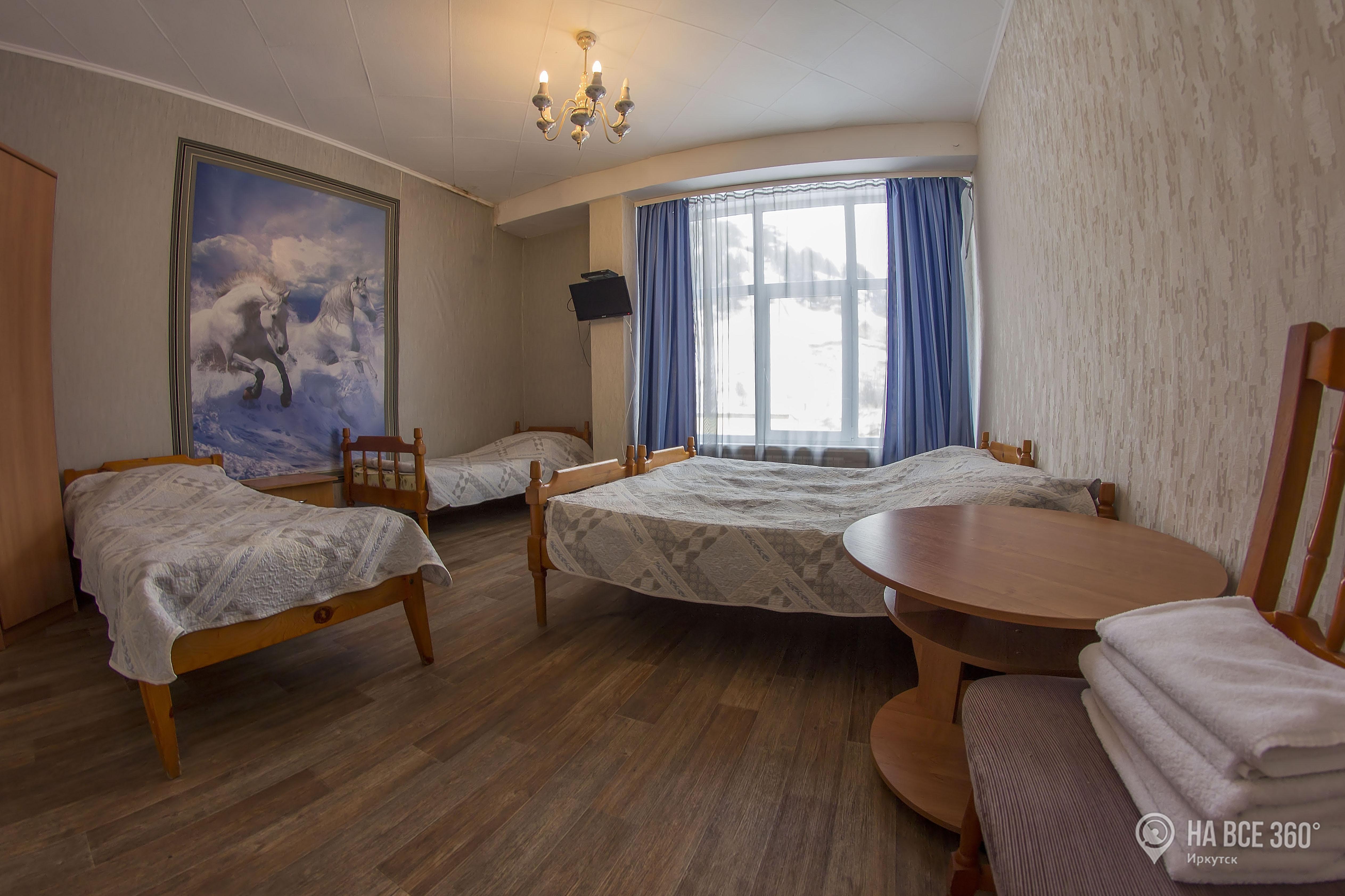Гостиница на Байкале