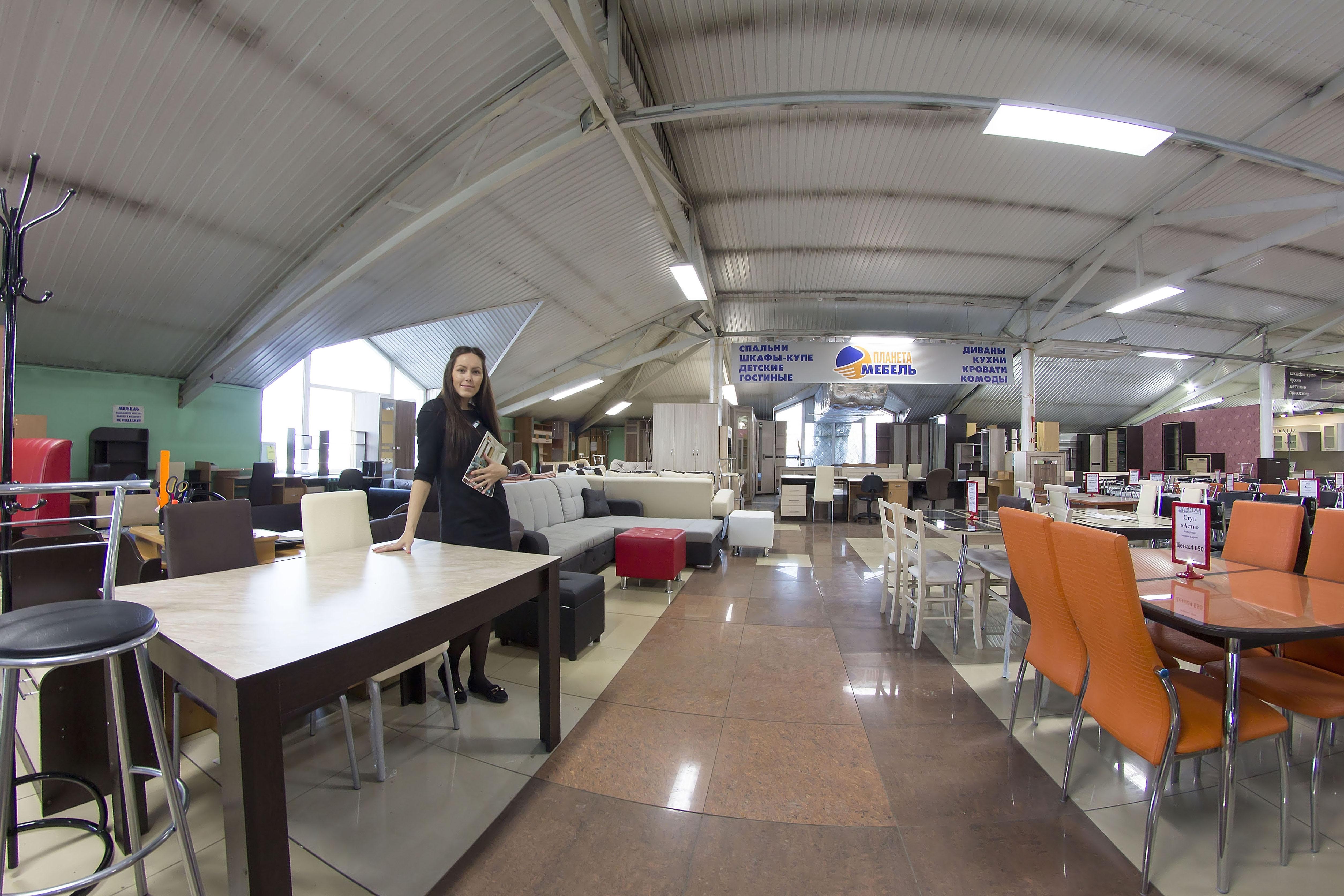 Планета-Мебель в Мебель Сити, сеть мебельных магазинов