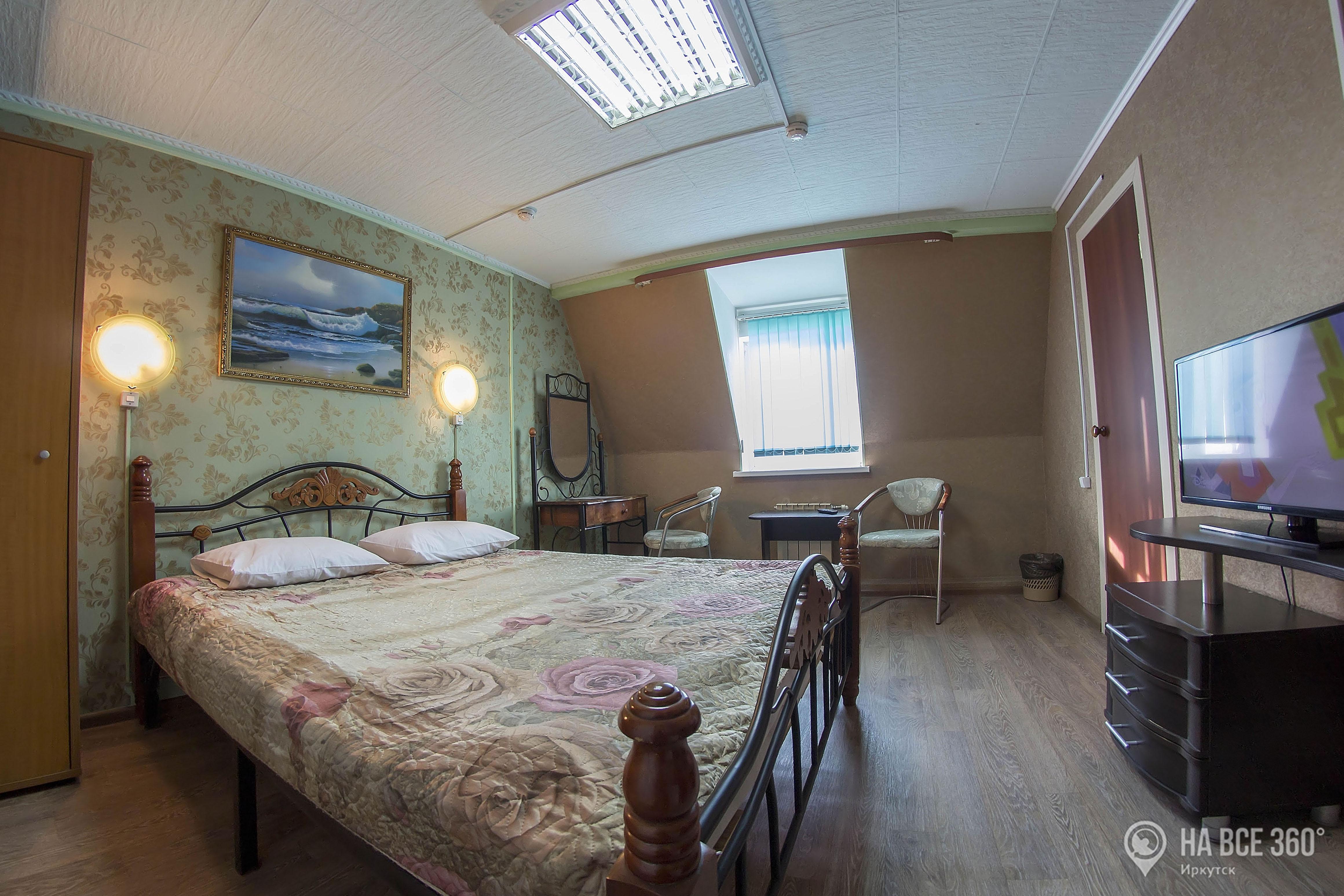 Недорогая гостиница в Иркутске