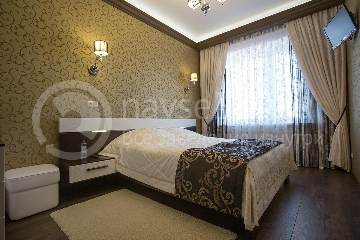 Номер трехкомнатный люкс в гостинице Октябрьская в Томске на сайте tomsk.navse360.ru