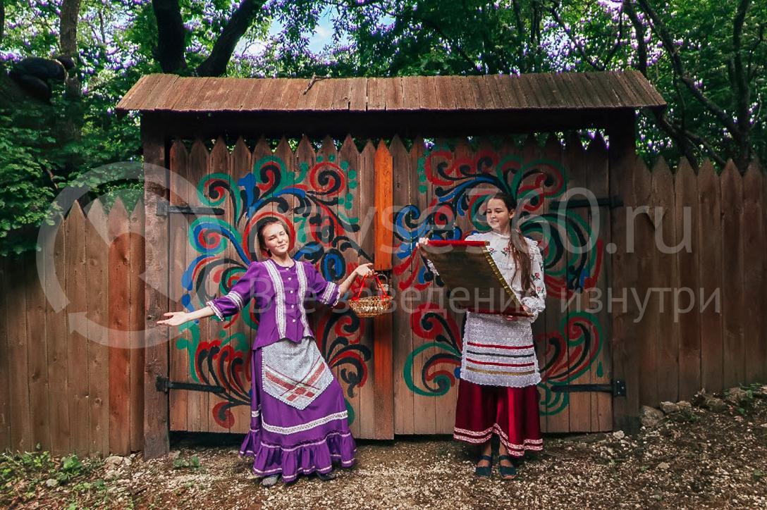 этнографический парк добродея анапа 10