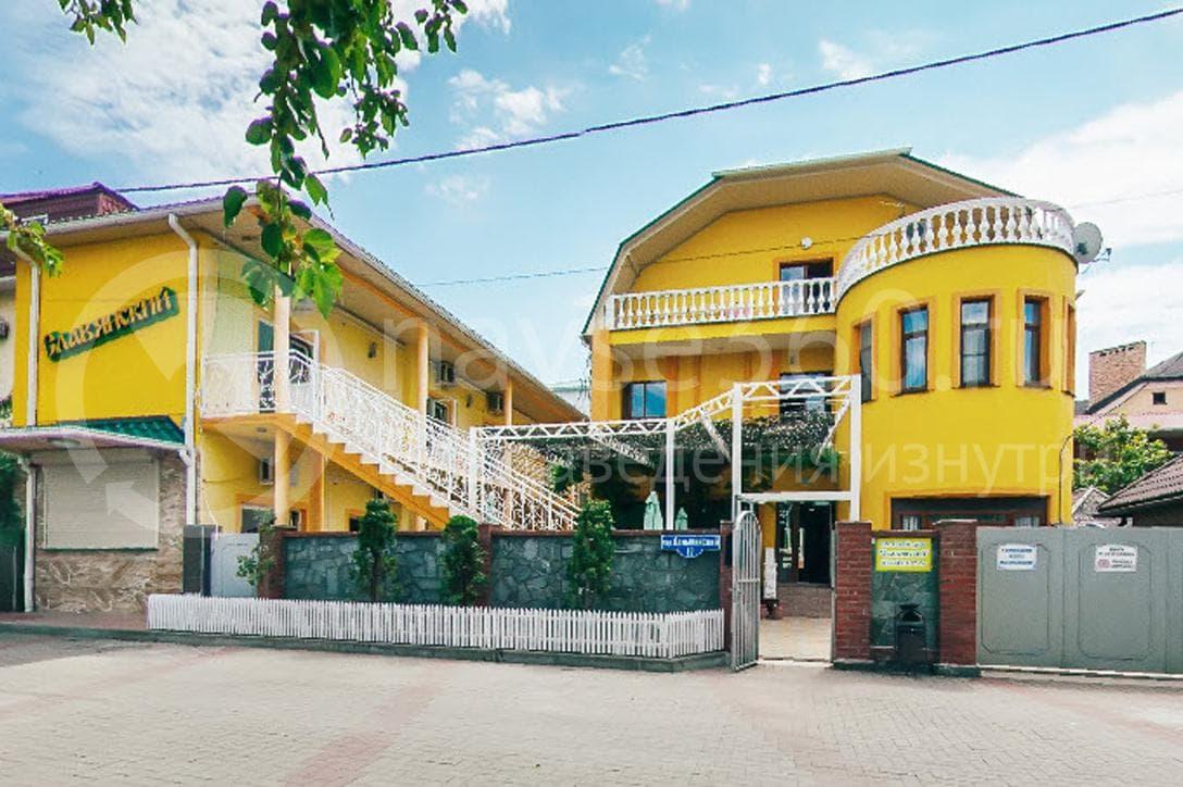 гостевой дом славянский кабардинка 01