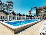 Отель Sea Near в Анапе. Адрес: ул. Таманская, 64; Телефон: +7 (988) 164-44-44; Фото, виртуальный тур, отзывы и цены об отеле официальном на сайте: anapa.navse360.ru