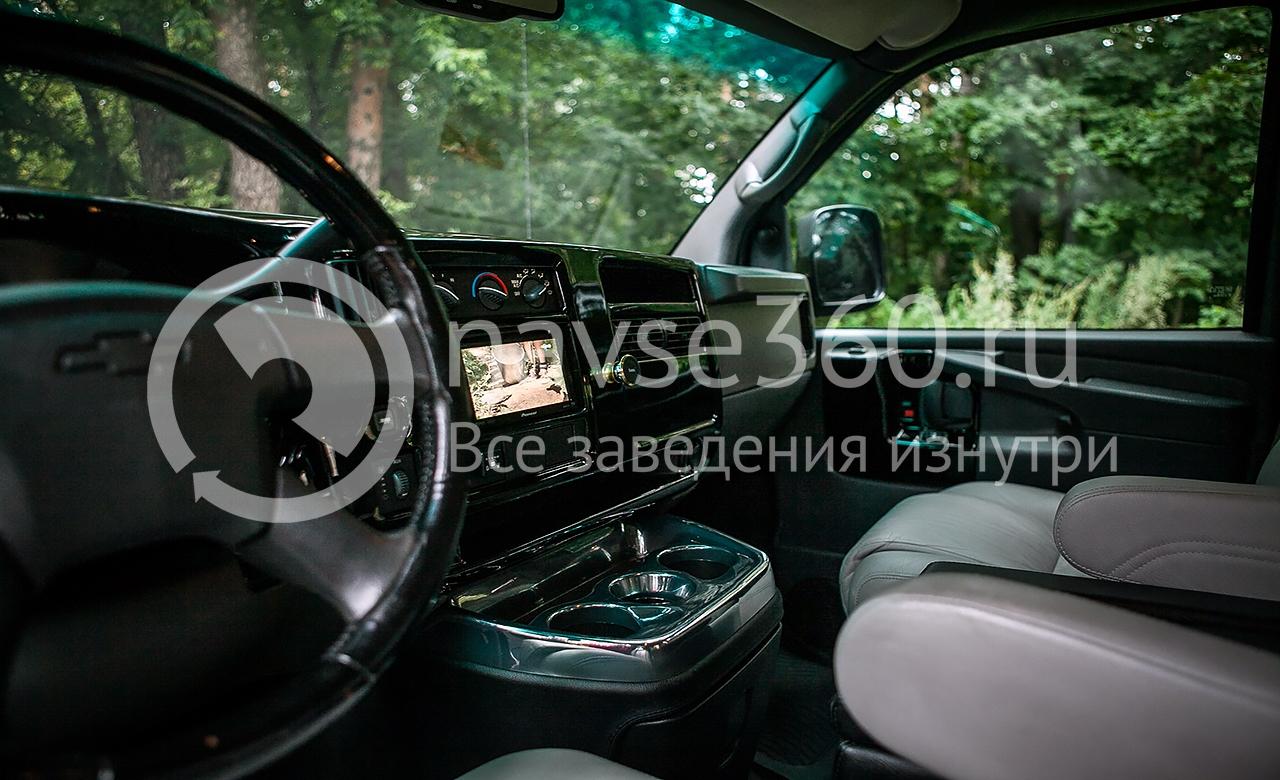 аренда Chevrolet Express с водителем