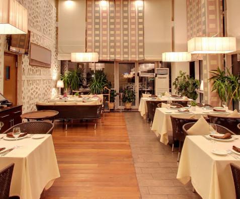 Пашмир, ресторан
