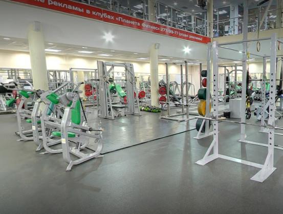 Планета фитнес Парина, сеть фитнес-центров