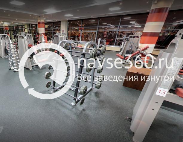 Тренажерный зал в Казани