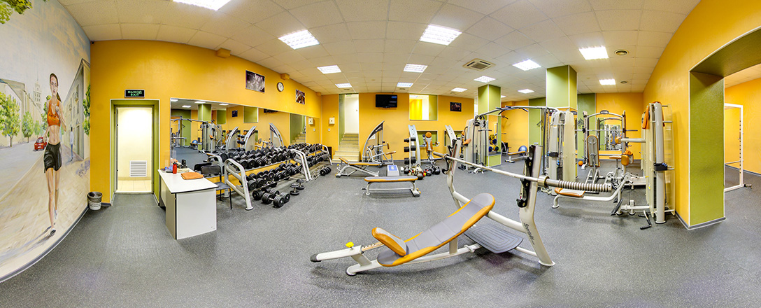 Sports Art, фитнес-центр