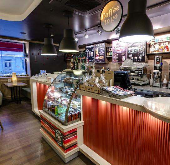 Coffeeshop Company на Баумана, кофейня