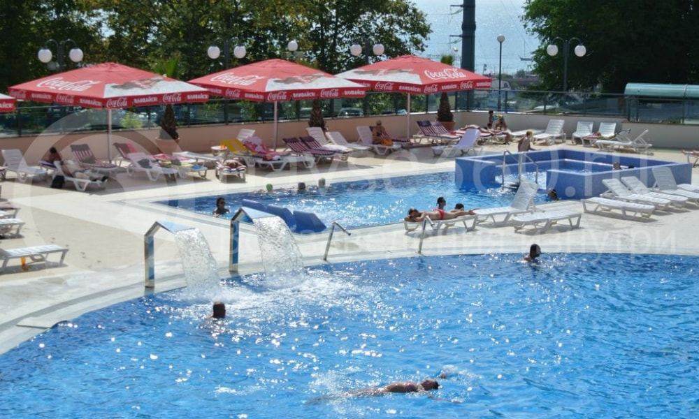 Отель Сочи с бассейном Дагомыс