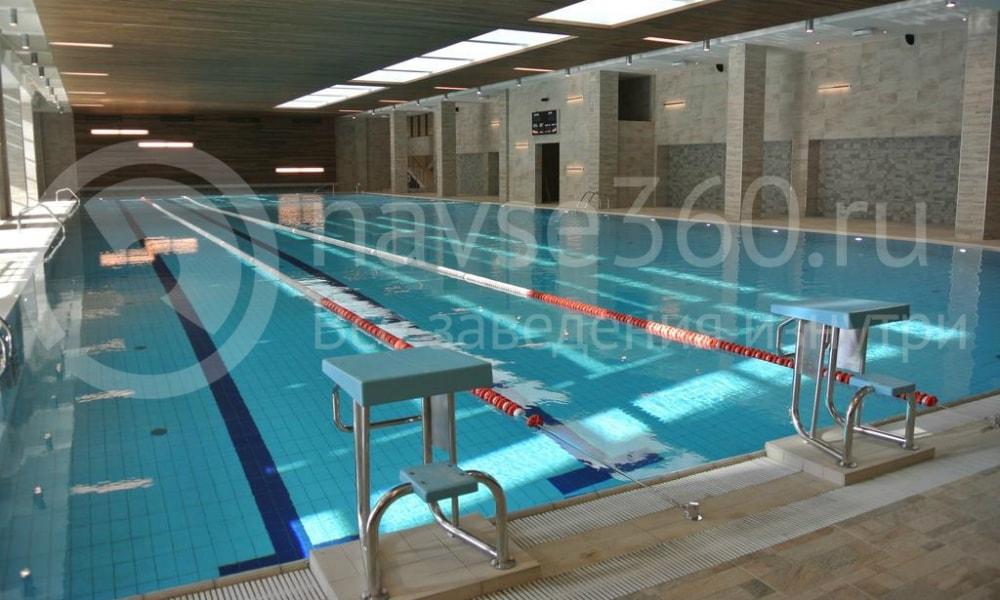 Отель Сочи с крытым плавательным бассейном Дагомыс