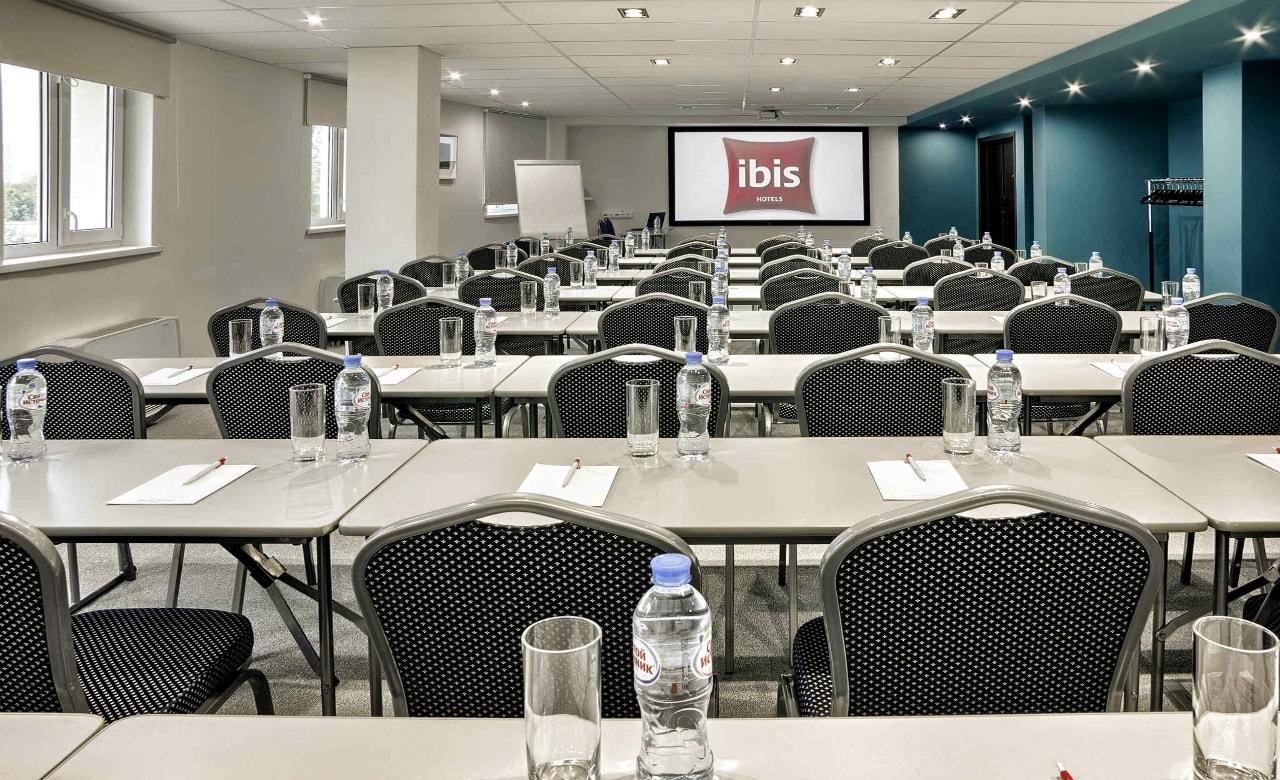 Отель Ibis Краснодар конференц зал