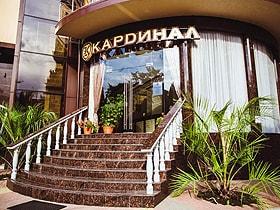 Кардинал, отель