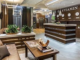 Витамин, отель
