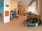 Апельсин, детский сад раннего развития