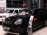 Nissan, автосалон