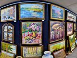 Турина Гора, художественный салон-галерея