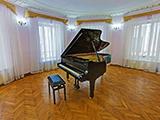 Новосибирская государственная филармония. Камерный зал.