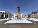 Памятник И.П.Павлову