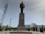 Памятник Гейдар Алиев