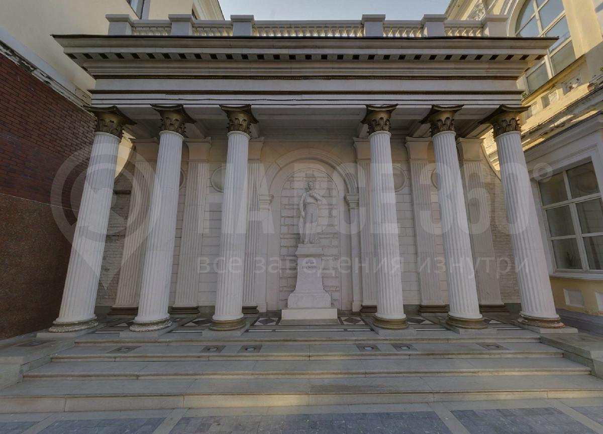 Памятник Ф.И Шаляпину