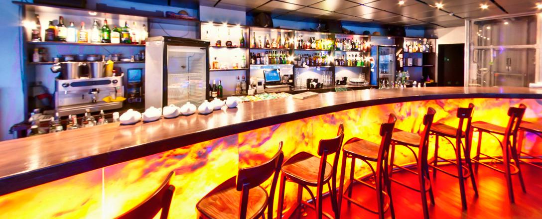 DJ Cafe МС2, бар-ресторан