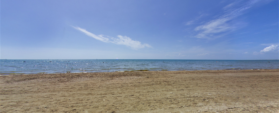 Пляж Джемете