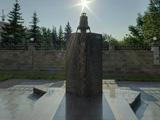 Памятник пожарным, погибшим при исполнении служебного долга