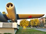 Памятник Ил-28