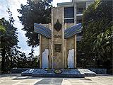 Памятник сотрудникам милиции, павшим в Великой Отечественной войне