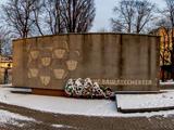 Вечный огонь, Мемориал воинам погибшим при штурме Кёнигсберга