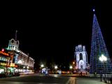 Площадь Победы (новогодняя)