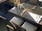 Белый журавль, ресторан корейской кухни