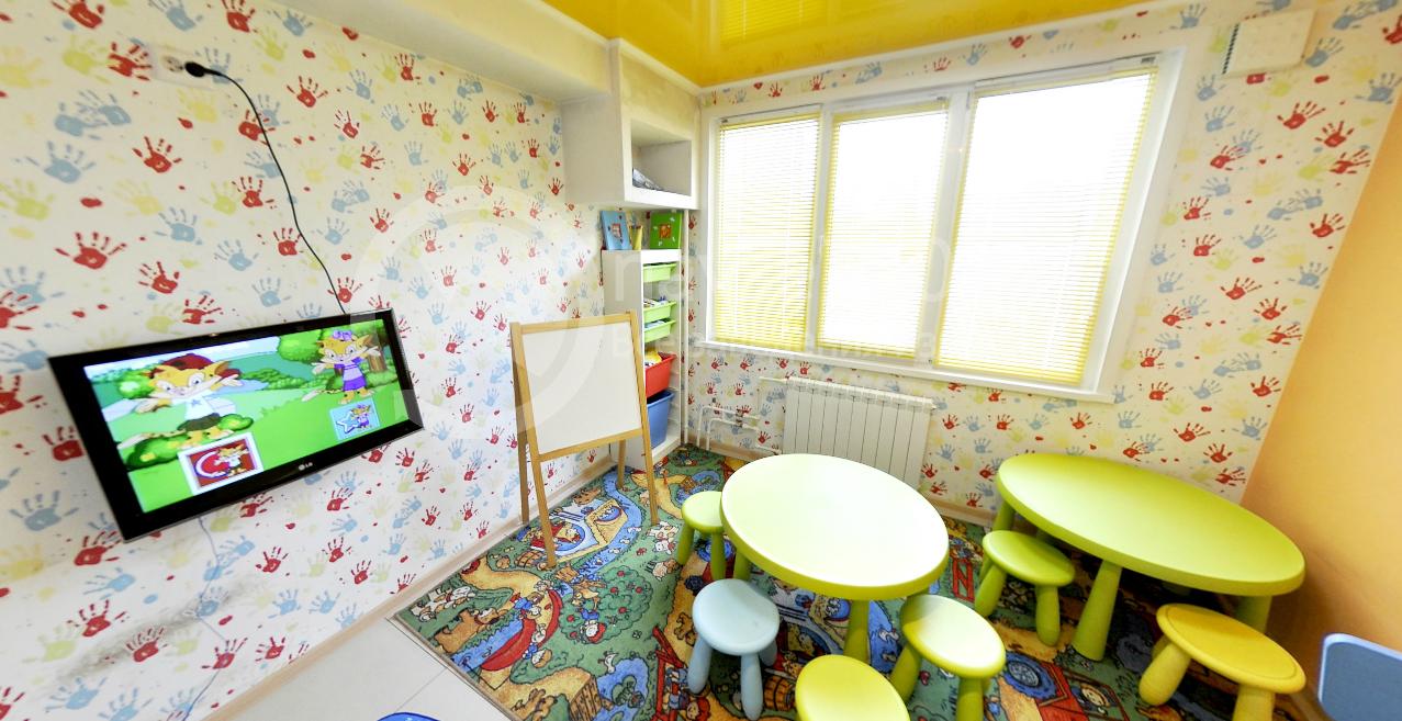 Школа иностранных языков Лингва Клаб детская комната