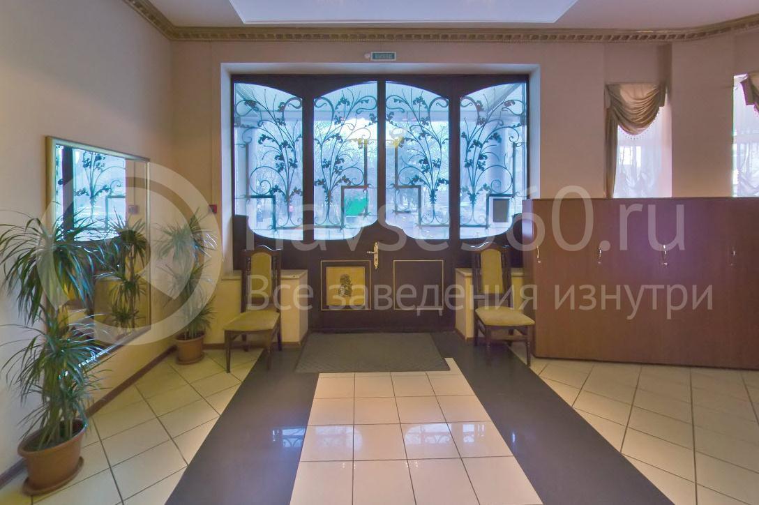 Банкетный зал Сенат, Краснодар, входная группа