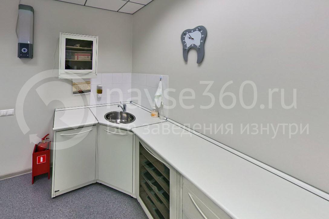 Семейная стоматология Моя Семья Краснодар, кабинет