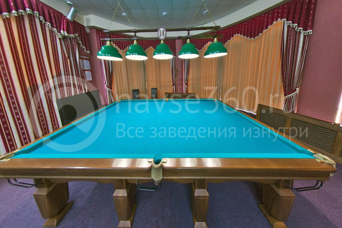 Бильярдный клуб Империал, ЮМР Краснодар, VIP-зал