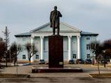 г. Светлый Памятник Ленину