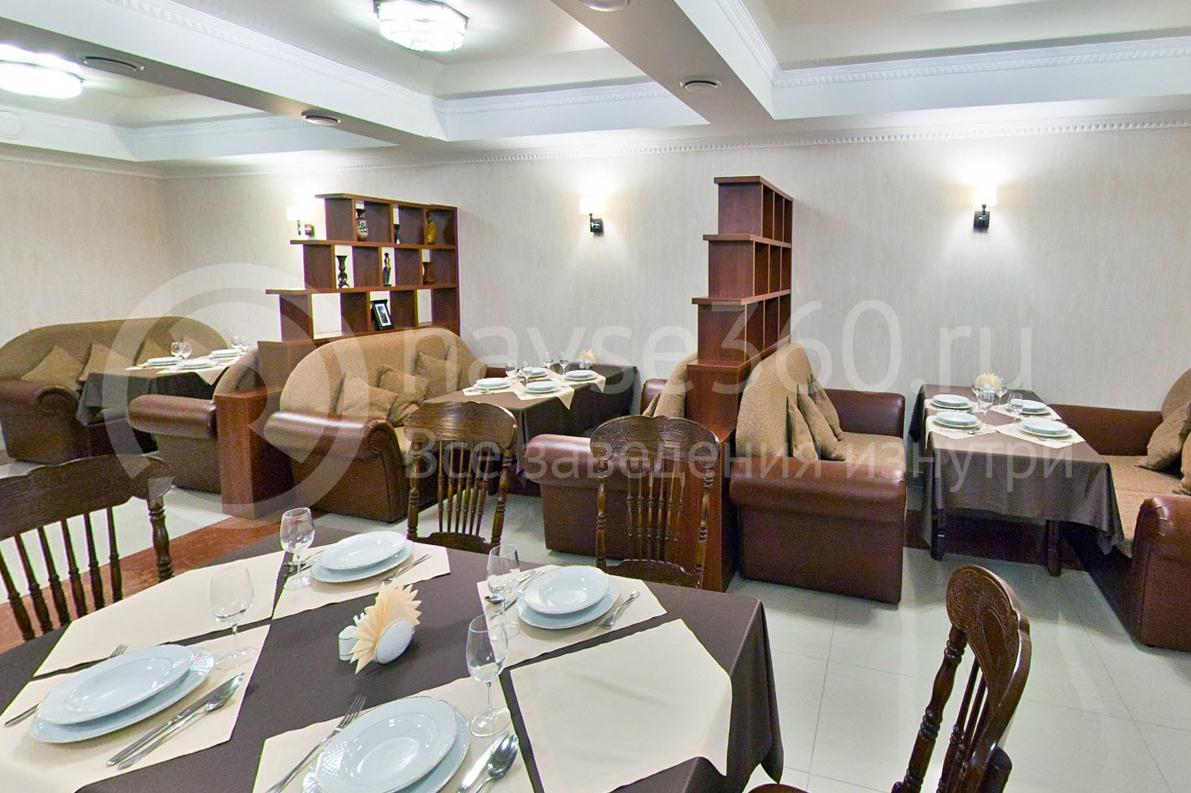 Гостиница Мальдини, Краснодар, кафе