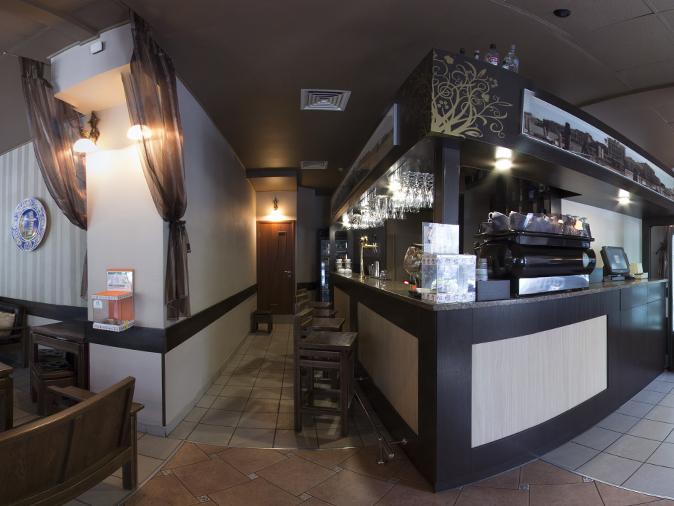 Moncafé (пр-т Ленина), кофейня