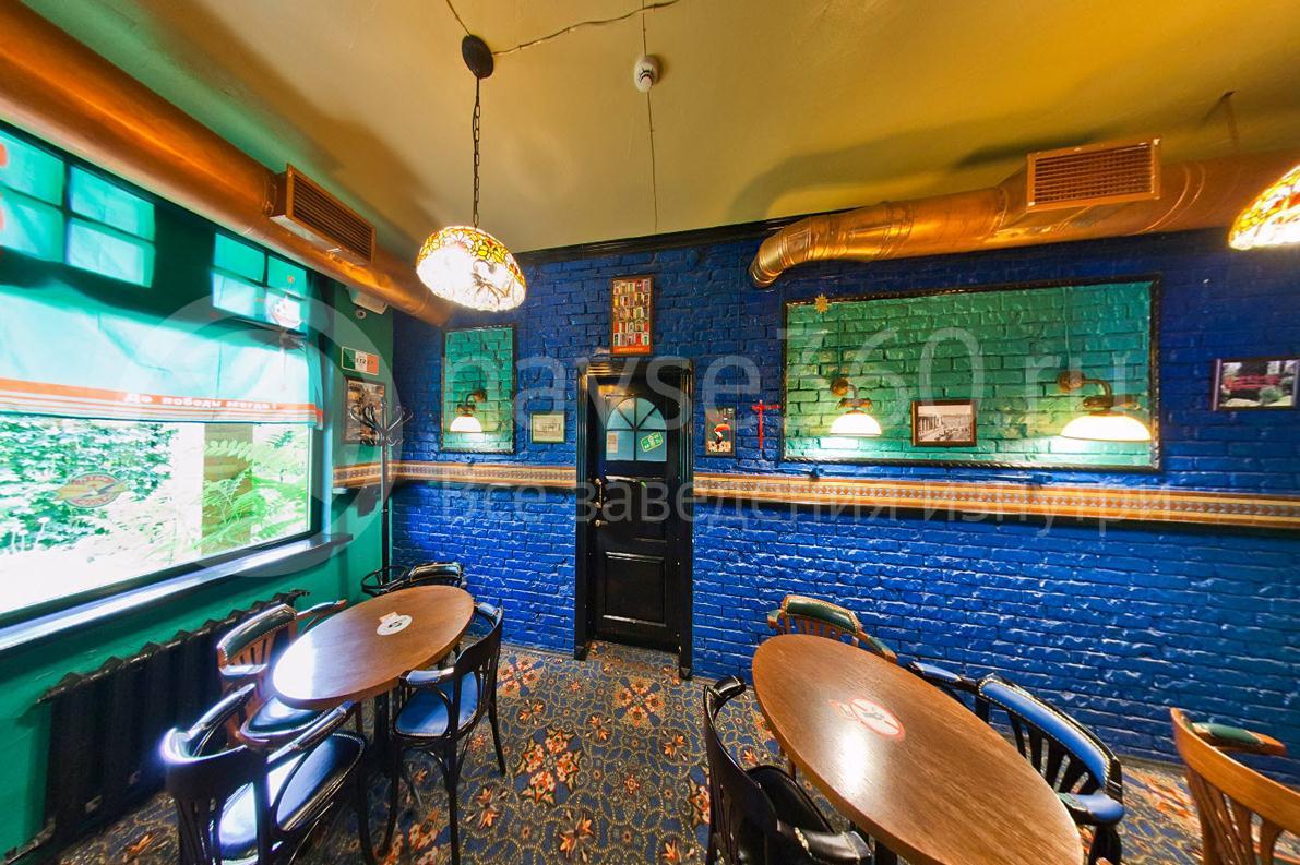 Harat`s Pub, на Московской Краснодар, интерьер