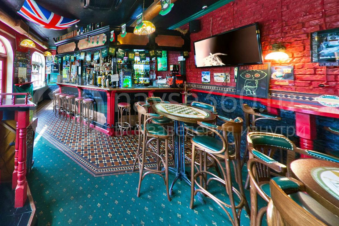 Harat`s Pub, в ФМР, Краснодар, барная стойка