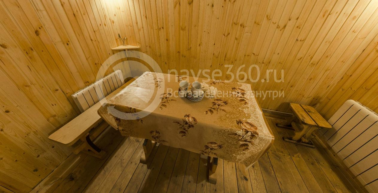 Комната отдыха в бане в шаман клубе Хаски Хаус