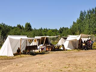 Былинный Берег, фестиваль исторической реконструкции раннего средневековья