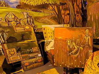 Выставка картин Бориса Макарова