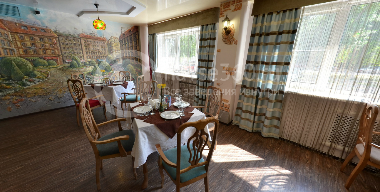 Кафе Венский дворик Нижний Новгород