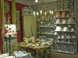 Интерьерная лавка, магазин мебели и предметов интерьера